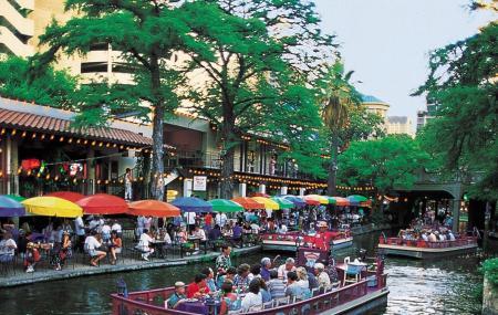 The San Antonio River Walk, San Antonio