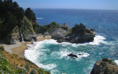 Julia Pfeiffer Burns State Park Image