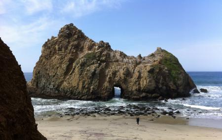 Pfeiffer Beach Image