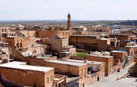 Midyat Old City Image