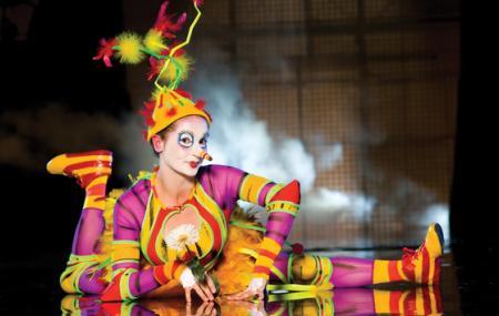 La Nouba - Cirque Du Soleil, Orlando