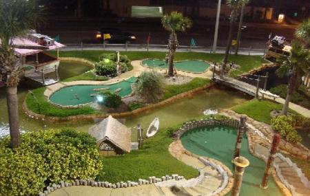 Pirate's Island Adventure Golf Club Image
