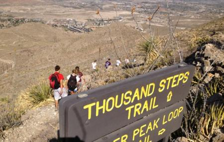 Thousands Steps Trail Image