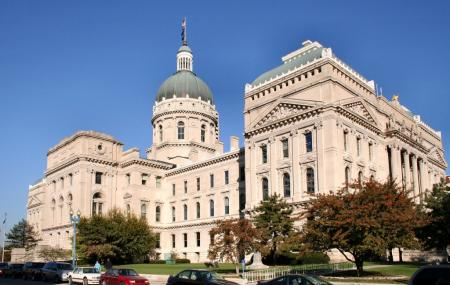 Indiana State Capitol Image
