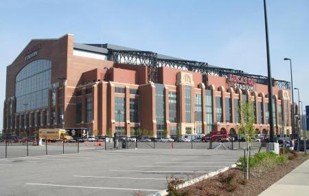 Lucas Oil Stadium Image