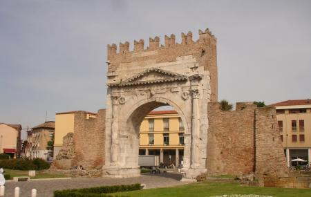Arco D' Augusto Image