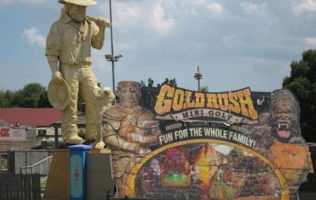 Goldrush Mini Golf Image