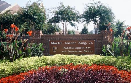 Martin Luther King Jr National Historic Site Image