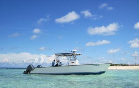 Peterson Cay Image