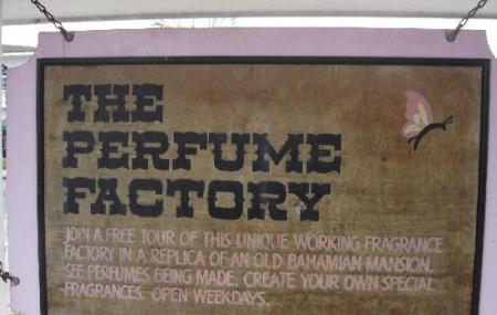 The Fragrances Of The Bahamas Perfume Factory Image