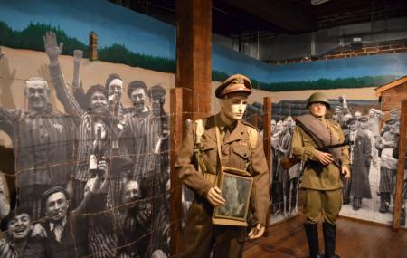Virginia Holocaust Museum Image