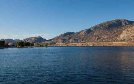 Osoyoos Lake Image