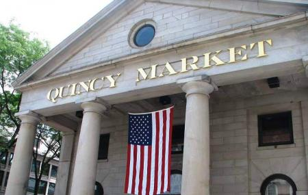 Quincy Market Image