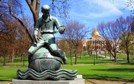 Boston Common Image