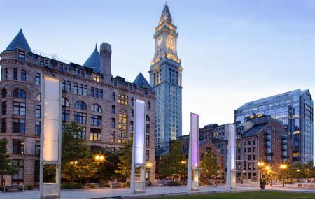 The Marriott Boston Custom House Image