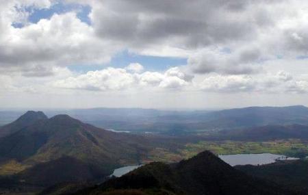 Madagadakere Lake Image