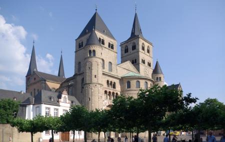 Cathedral Of Trier Image
