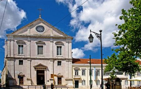 Sao Roque Church And Museum Image