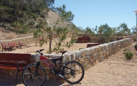 Calvia Cycle And Jogging Path Image