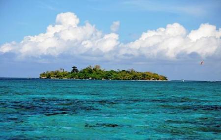 Booby Cay Island Image
