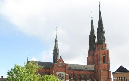 Uppsala Domkyrka Image