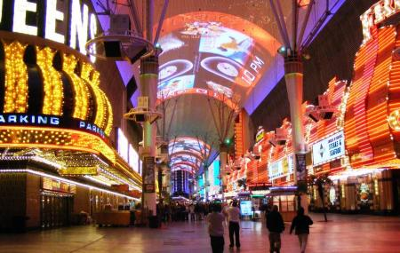 Fremont Street Experience Image