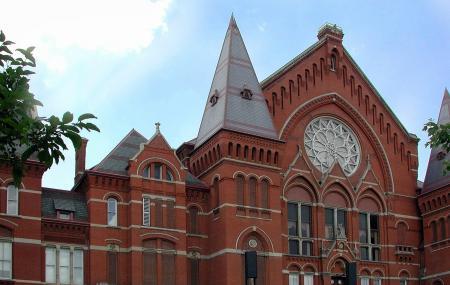 Cincinnati Music Hall Image