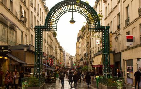 Rue Montorgueil Image