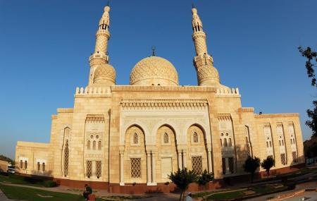 Jumeirah Mosque Image