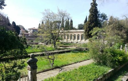 Jardin Des Plantes De Montpellier Image