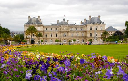 Luxembourg Gardens Image
