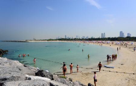 Al Mamzar Beach Park Image