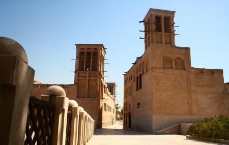 Bastakia Quarter Image
