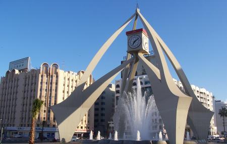 Deira Clock Tower Image