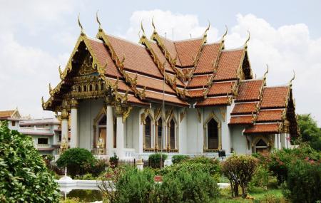 Thai Monastery Image