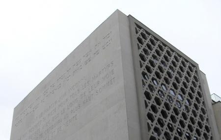 Memorial De La Shoah Image
