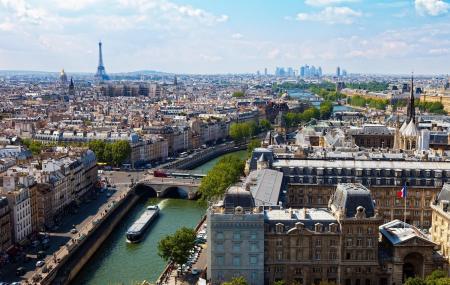 River Seine Image