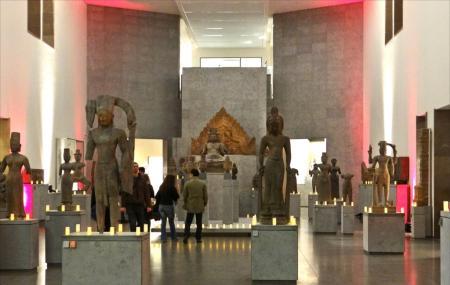 Musee National Des Arts Asiatiques - Guimet, Paris