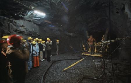 Kiruna Iron Mine Image