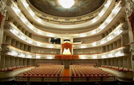 Mikhailovsky Opera And Ballet Theater Image