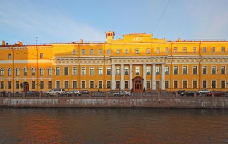 Yusupov Palace On Moika Image