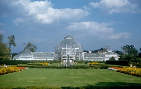 Anna Scripps Whitcomb Conservatory Image
