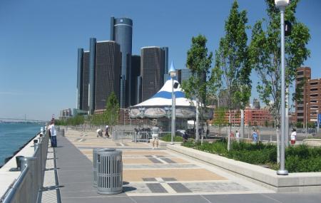 Detroit International Riverfront Image