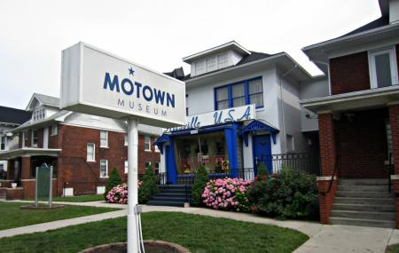 Motown Historical Museum Image