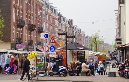 Albert Cuyp Market Image