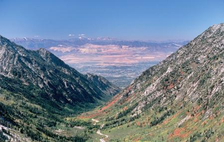 Big Cottonwood Canyon Image
