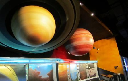 Clark Planetarium Image