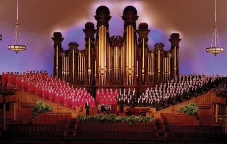 Mormon Tabernacle Choir Image
