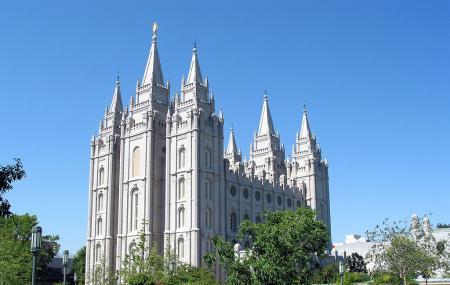 Salt Lake Temple Image