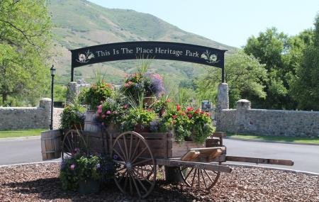 This Is The Place Heritage Park Image